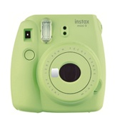 fujifilm mini verde, ideal para regalo